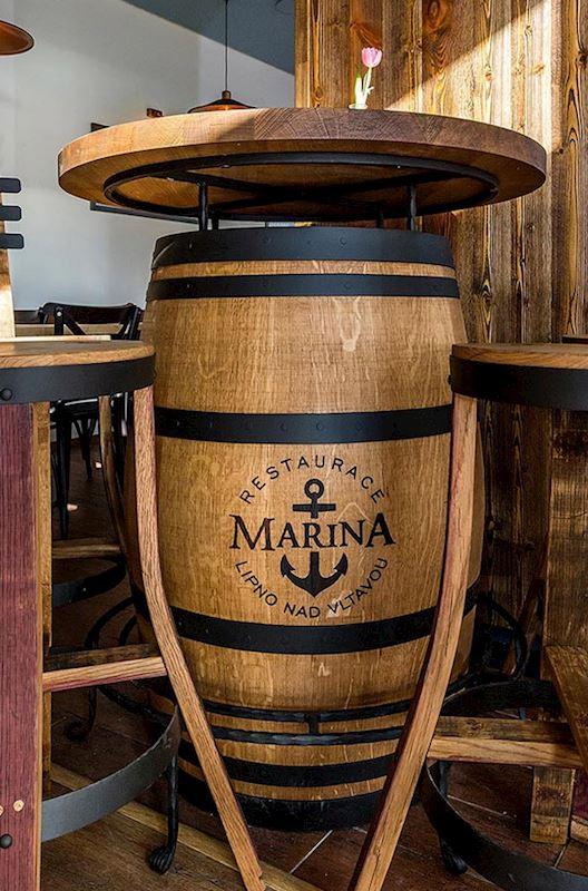 Restaurace Marina Lipno - fotografie 20/37