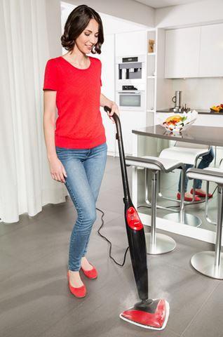 Steam mop s kabelem