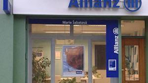 Allianz pojišťovna, a.s. - Marie Šabatová