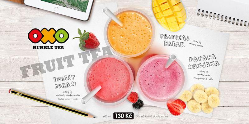 FRUIT TEA speciální edice