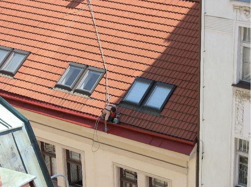 Miroslav Jelínek - výškové a stavební práce Praha - fotografie 8/10