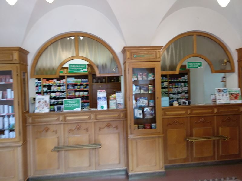 Krajinská lékárna Olomouc - fotografie 6/7