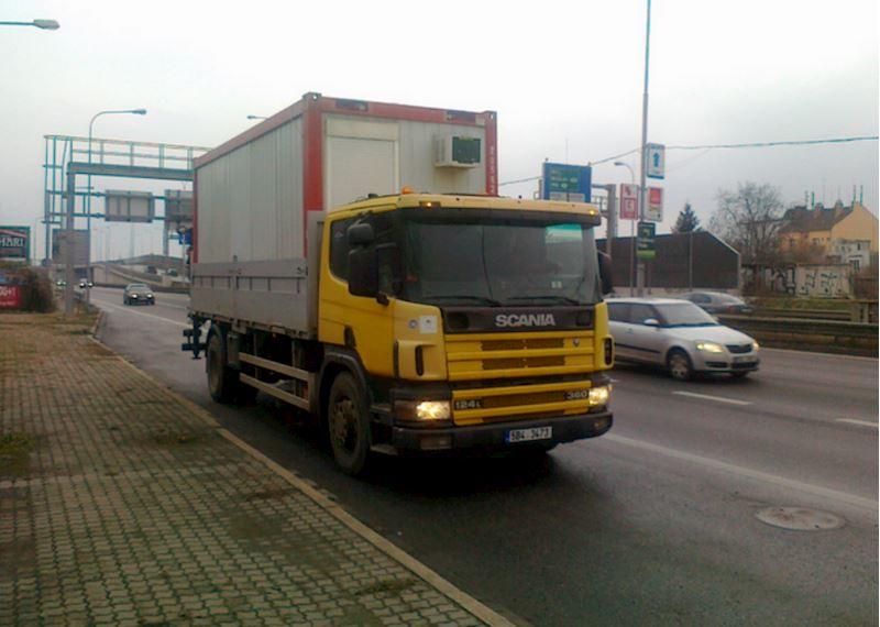 Richard Kubica, s.r.o. - pronájem kontejnerů - fotografie 4/12