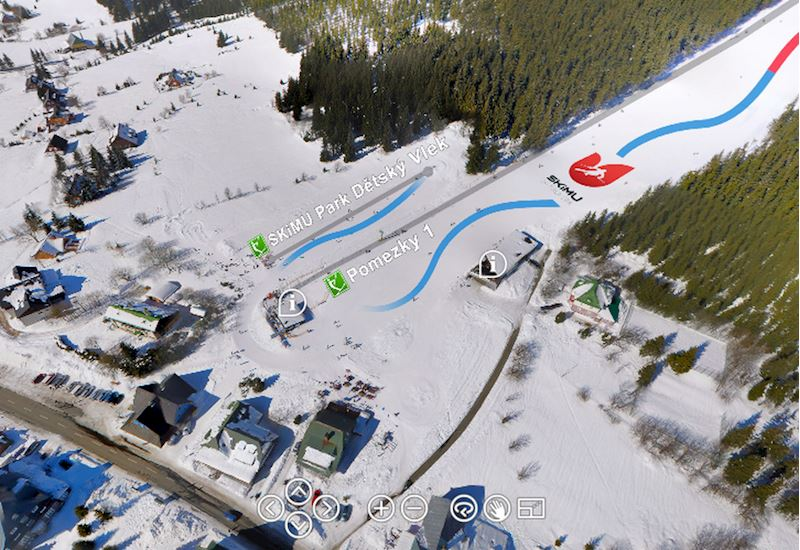 SKiMU - Ski areál Malá Úpa - fotografie 2/18