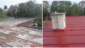 Nátěry střech - Miroslav Jebavý