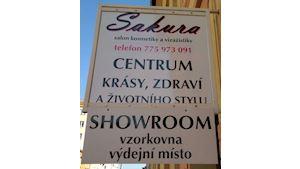 Kosmetika  a vizážistika SAKURA a Showroom Tábor-vzorkovna