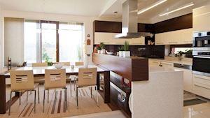 Kuchyně SYKORA - Studio Blanca