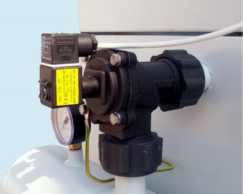 Solenoidový ventil v ATEX úpravě