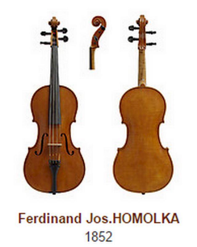 Atelier Paganini - smyčcové hudební nástroje - fotografie 7/15