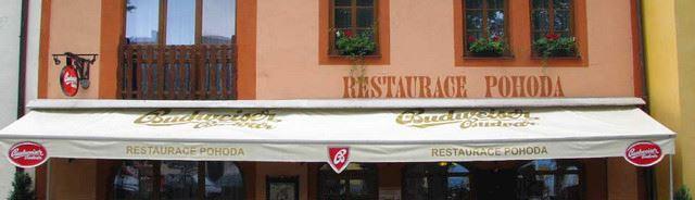 Restaurace Pohoda - fotografie 1/17
