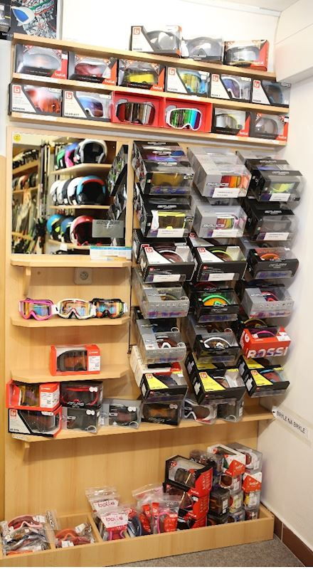 lyžařské brýle Bollé, Atomic, Salice