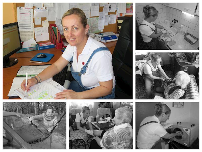 Domácí zdravotnická a hospicová péče Charity Zlín