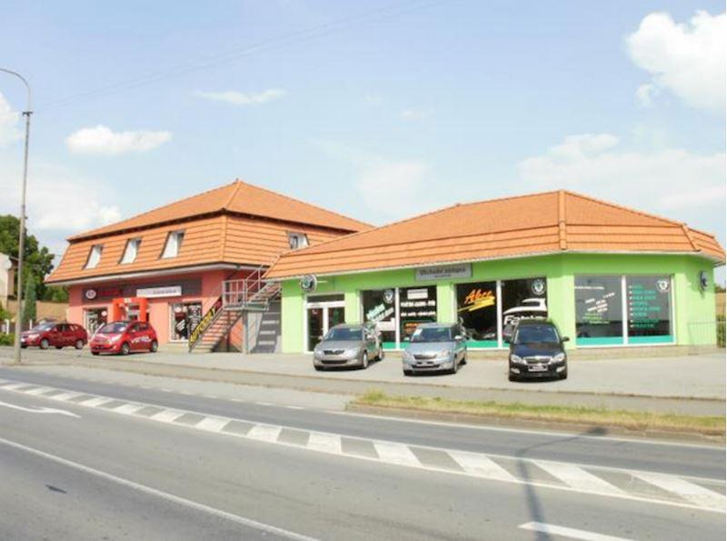 Auto - car centrum, s.r.o. - Prodej a servis Škoda - fotografie 1/10