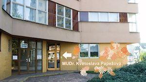 Papežová Květoslava MUDr. - profilová fotografie