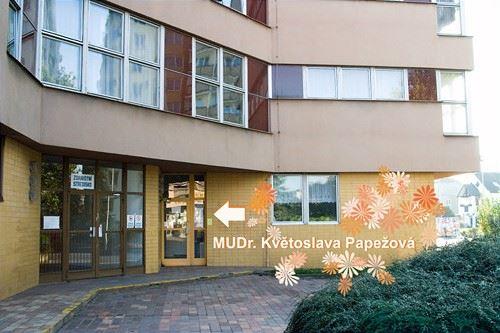 Papežová Květoslava MUDr. - fotografie 2/6