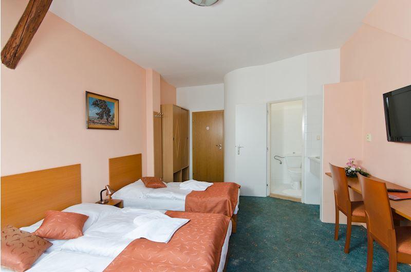 Hotel Slavia - ubytování a restaurace Boskovice - fotografie 11/28