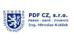 Daňový poradce - PDF, s.r.o. - Ing. Miroslav Kutílek