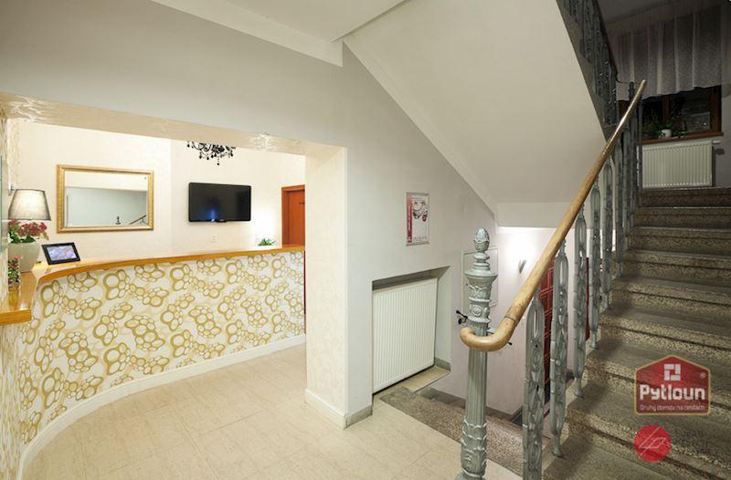 Pytloun Hotel Liberec*** recepce