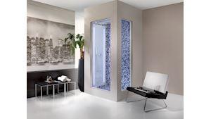 wellness kabina: wellzone / design: megius