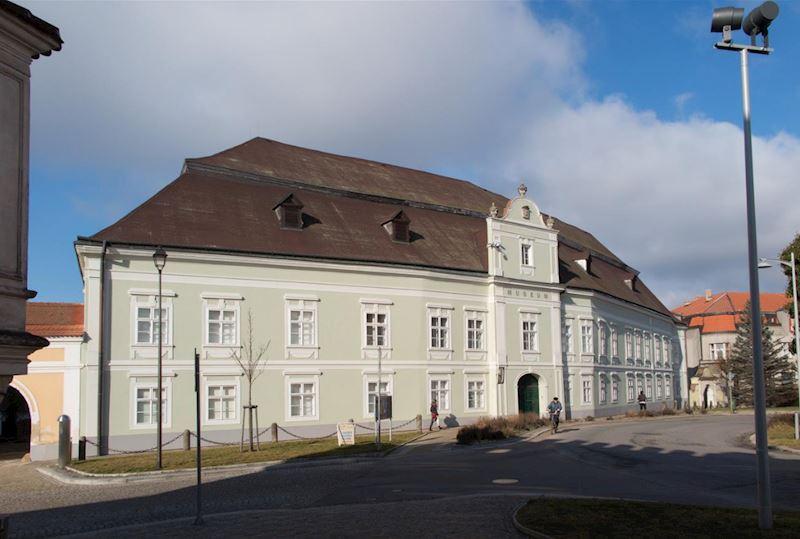 Moravské Budějovice - městský úřad - fotografie 2/15