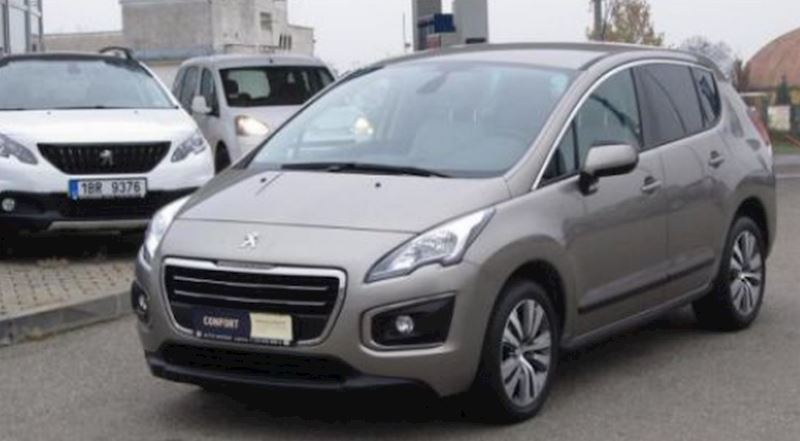 Peugeot - AUTO WOZAR s.r.o. - prodej vozů - fotografie 1/5