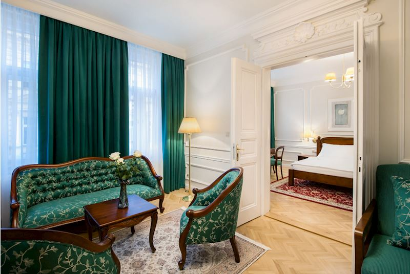 Apartmán De Luxe s jedním velkým pokojem