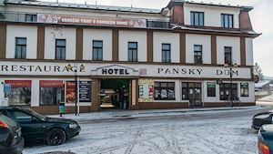 Ubytování v městečku Žamberk