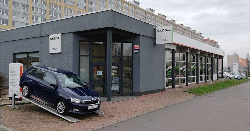 HAVEX-auto s.r.o. - Autorizovaný servis ŠKODA - fotografie 2/2