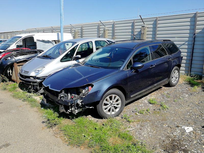 ZEMPRON s.r.o. - autovrakoviště Citroën a Peugeot Třebíč - fotografie 21/23
