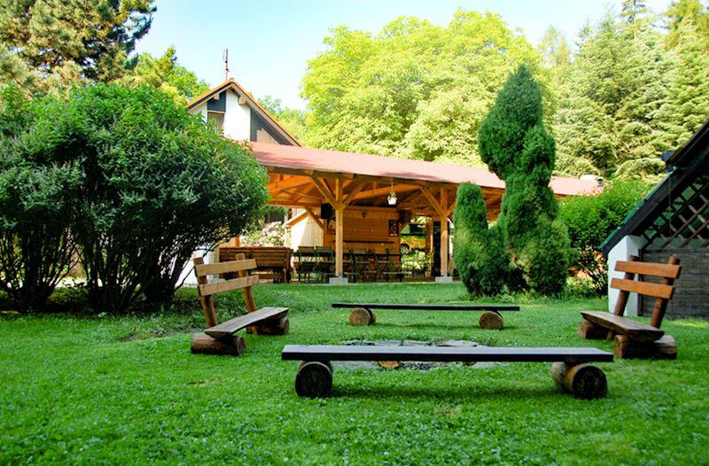 Hotel*** a lesní restaurant Lipovka - fotografie 5/15