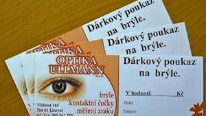 Oční optika Ullmann, s.r.o. - profilová fotografie