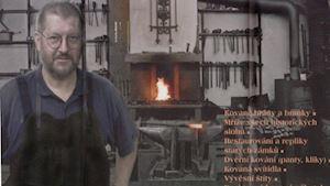 Jan Skuhra - umělecké kovářství