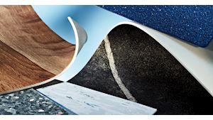 Komponenty a zařízení pro výrobu podlahových krytin