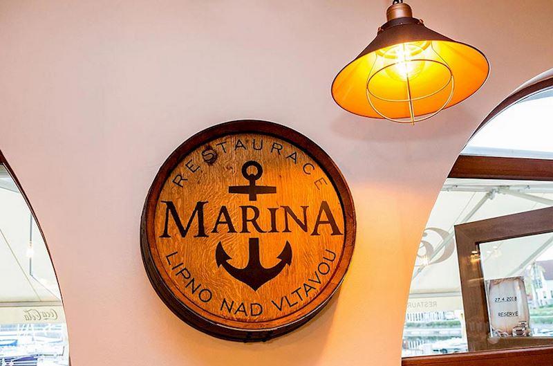 Restaurace Marina Lipno - fotografie 4/37