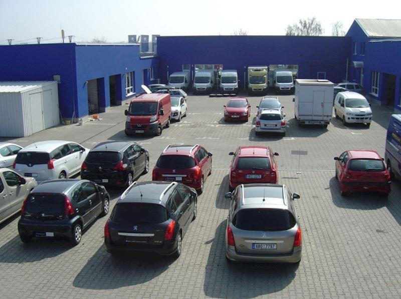 Autoservis Peugeot Jonal, spol. s r.o. - fotografie 16/16