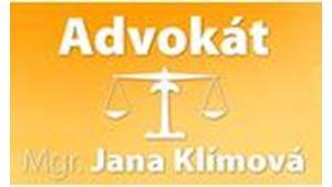 Advokátní kancelář - Mgr. Jana Klímová