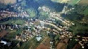 Bobrová - městys