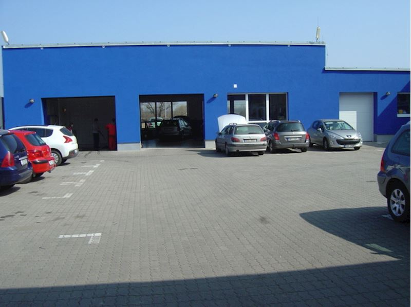 Autoservis Peugeot Jonal, spol. s r.o. - fotografie 4/16