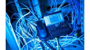 Telefonní ústředny