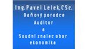 Ing. Pavel Lelek CSc. - ekonomické, účetní a daňové poradenství