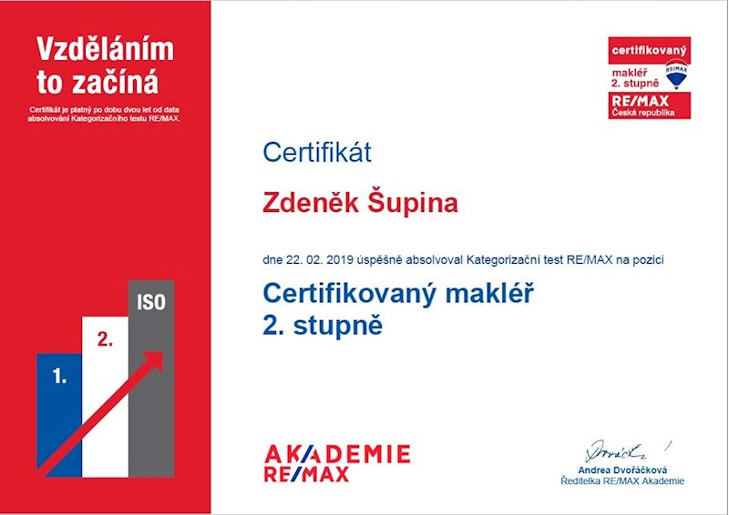 Zdeněk Šupina - realitní makléř - fotografie 5/5