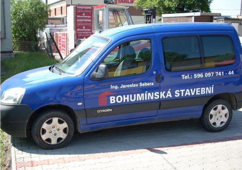 Bohumínská stavební, s. r. o. - fotografie 12/13