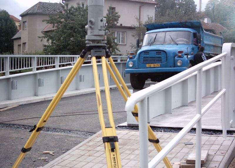 Měříme mosty a viadukty