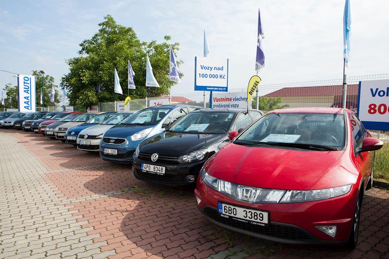 AAA Auto Plzeň - fotografie 3/11