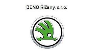 BENO Říčany, s.r.o. - prodej vozů Škoda