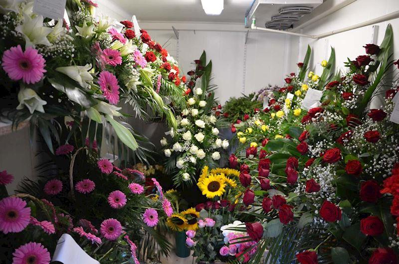 Centrum květinové vazby - fa.Kaplan - fotografie 6/8