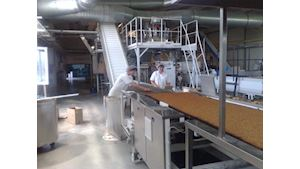 Výroba cereálních výrobků