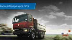 aSERVIS spol. s r.o. - autorizovaný dealer nákladních vozů Tatra