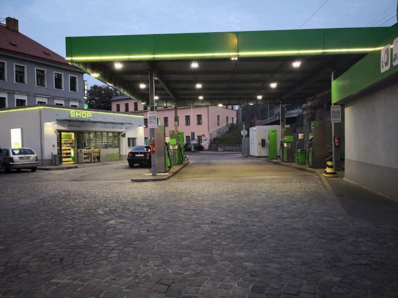 Čerpací stanice Florenc - fotografie 6/19