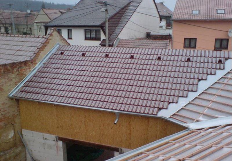Střechy Pařízek - stavební práce Brno - fotografie 12/15